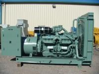 650KW Detroit Diesel Generator **