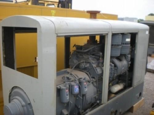 115KW Detroit Diesel Generator