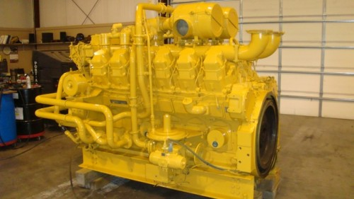 G3512 NA Generator Engine