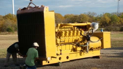 1000KW 3512 STD Caterpillar