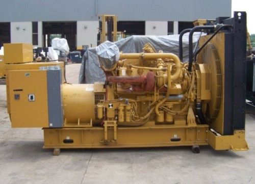 750KW Cat 3412 Generator Set