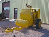 Used Trailer Mounted Generator ( Frankenstein)