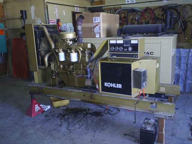 Used 45KW  Diesel Generator