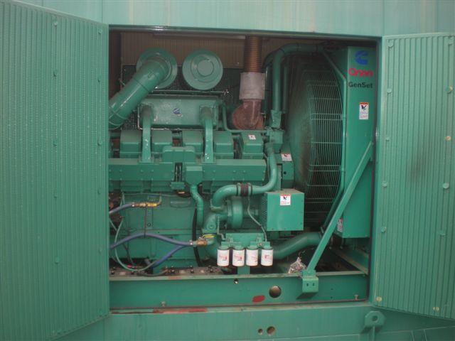 750KW Onan Generator 750DFJA