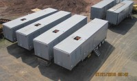 8000KW Portable Utility Power Package