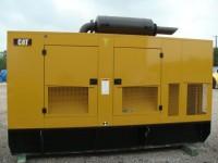 Caterpillar C18, 600 KW, Enclosed