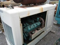 Onan IHUV 549, 85 KW, Enclosed