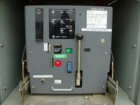 Circuit Breaker, Westinghouse DS-206, 800 Amps