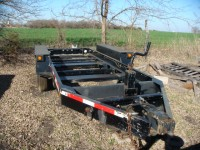 MGS Tandem Axle Trailer