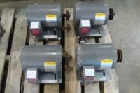 Electric Motor, Baldor, 2 HP