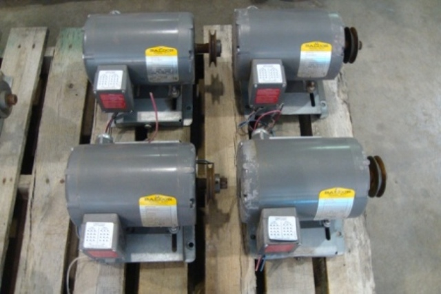 Electric Motor, Baldor, 2 HP