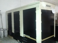 New Kohler TAD1641GE, 500 KW, Enclosed
