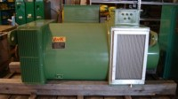 New AvK DSG 86 K1-6 Generator End, 800 KW