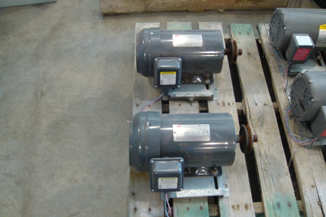 Electric Motor, Dayton 4LX05G, 2 HP