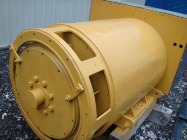 Caterpillar SR4 Generator End, 1500 KW, Rebuilt