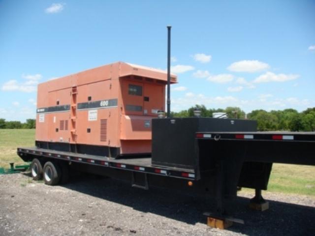 MQ DCA-600, 550 KW, Rental Grade