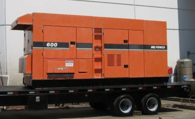 528KW Multiquip Diesel Rental Package