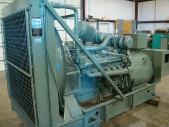 400KW Detroit Diesel Generator