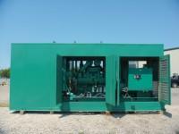 Cummins 750 DFJA, 750 KW, SA Enclosure