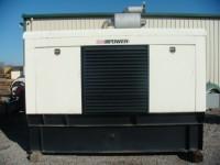 John Deere 250 Kw Enclosed
