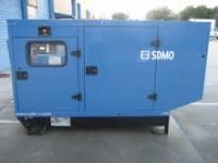 SDMO 100KW Diesel Generator