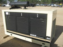 60 KW Kohler/Ford LP/NG