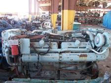 2 – Detroit Diesel, 16V92Ta Marine Units