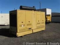 1984 Caterpillar 300 KW Diesel