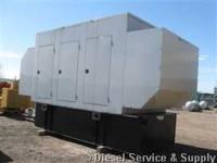 2006 MTU 500 KW Diesel