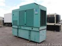 2000 Cummins 400 KW Diesel