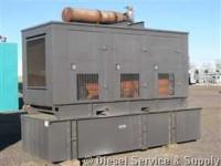 1992 Generac 250 KW Diesel