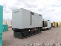 2004 Caterpillar 500 KW Diesel