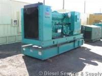 2000 Cummins 300 KW Diesel