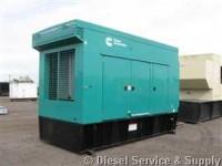 2011 Cummins 500 KW Diesel