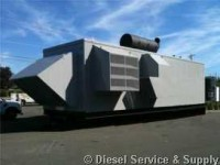 2011 Caterpillar 2500 KW Diesel