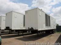 2001 Cummins 2000 KW Diesel