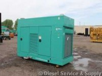 2008 Onan 85 KW Natural Gas