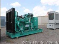 1992 Onan 600 KW Diesel
