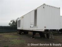 1350 kW – Just Arrived Deutz