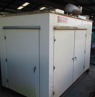Low Hour Cummins 150kW Generator Set