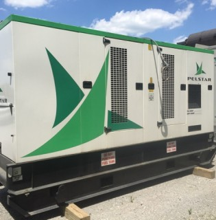 Low Hour Caterpillar 230kW Generator Set