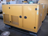 New Ford 35kW Generator Set