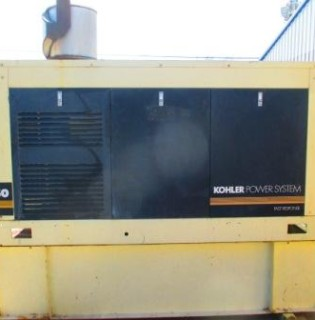 Good Used John Deere 150kW Generator Set