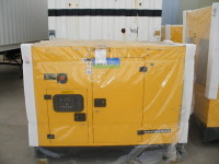 New Perkins 26kW Generator Set