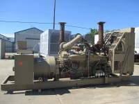 Low Hour Cummins 1200kW Generator Set