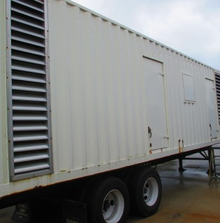 Good Used Caterpillar 2000kW Generator Set