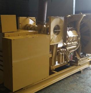 Low Hour Caterpillar 420kW Generator Set