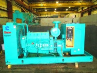 Good Used Cummins 180kW Generator Set