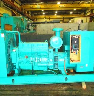 Good Used Cummins 180kW Generator Set