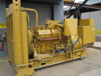 Low Hour Caterpillar 700kW Generator Set